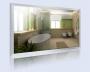 210 Watt Infrarot-Spiegelheizung 600 x 400 mm Infranomic