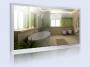 320 Watt Infrarot-Spiegelheizung 1200 x 350 mm Infranomic