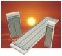 3600 Watt ENERGO-STRIP EE36  Deckenheizstrahler - 168 x 43 x 5 cm