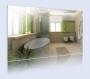 500 Watt Infrarot-Spiegelheizung 900 x 600 mm rahmenlos Infranomic